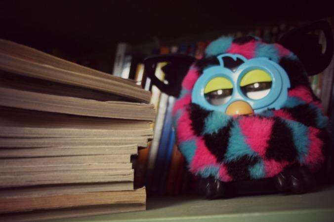 FurbyShelved