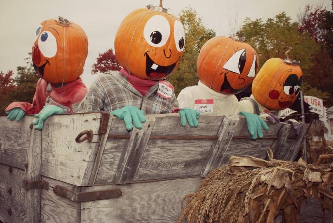 WagonPumpkins