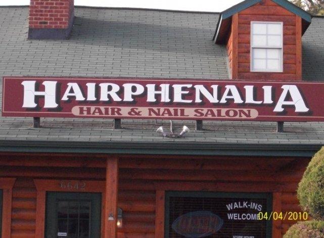 Hairphenalia